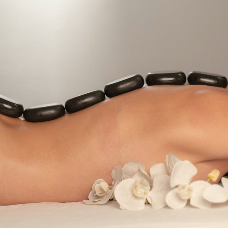 Picture of Hot Stone Massage
